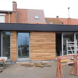 PERUWELZ - Extension/transformation d'une habitation