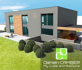My Cube Architecture - Architecture contemporaine