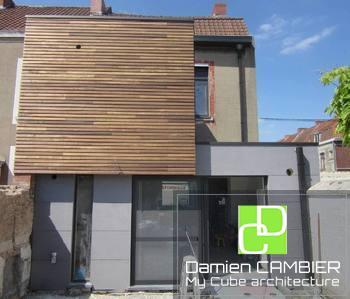 My Cube Architecture - Transformation et rénovation